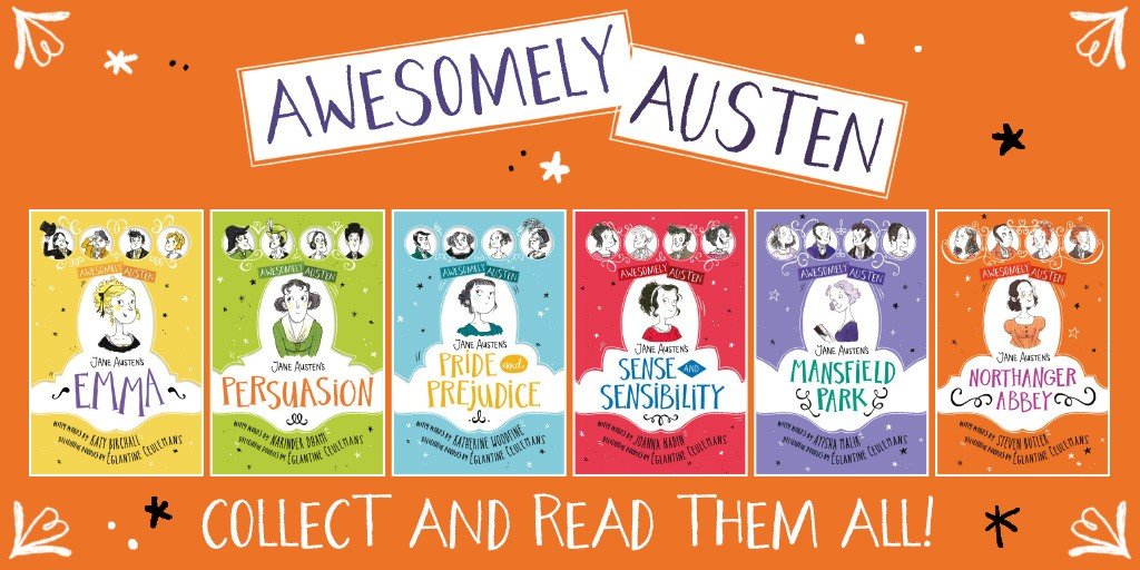 Awesomely Austen - Collect them all