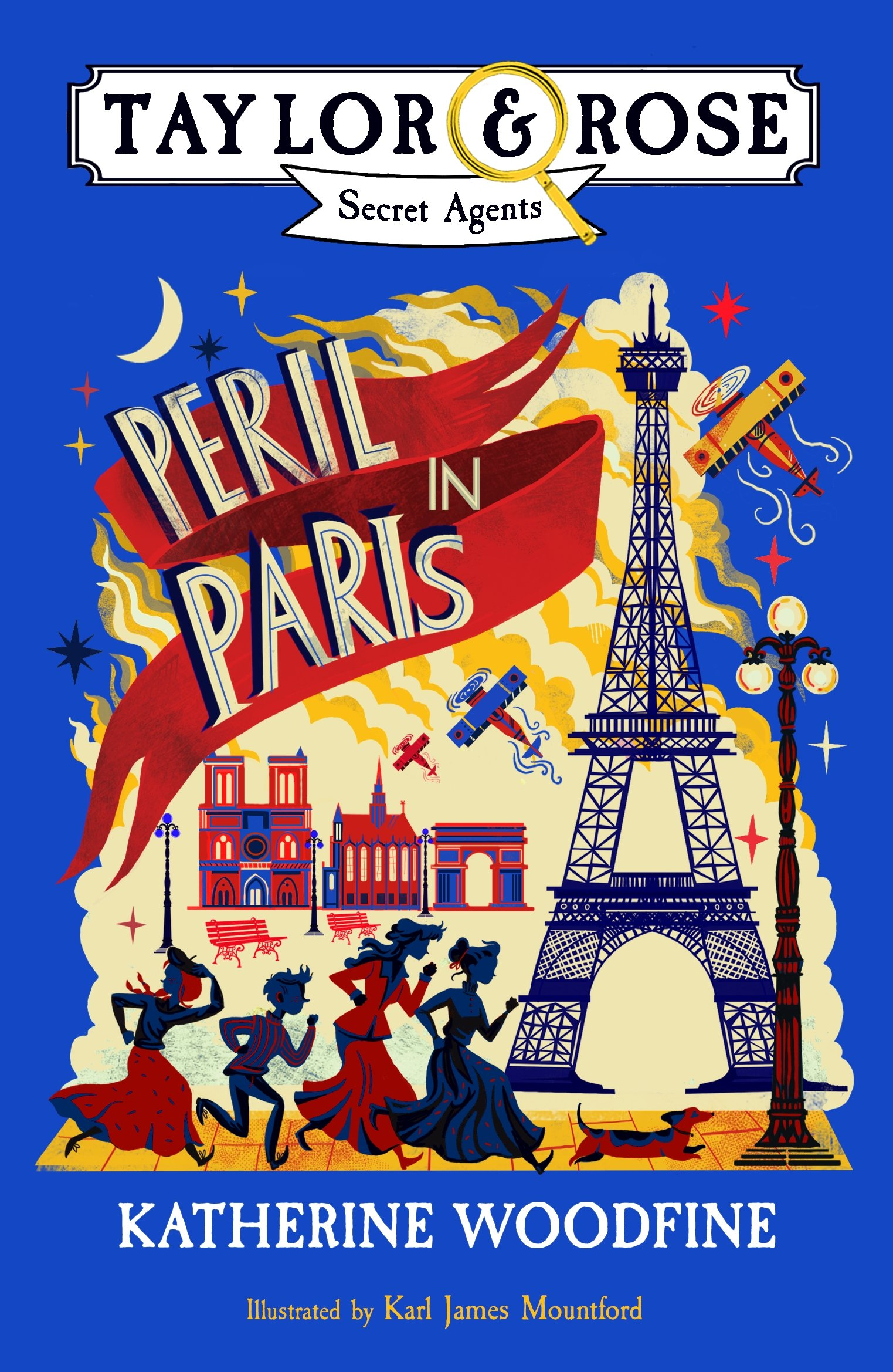 Peril in Paris cover