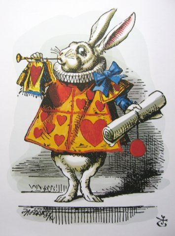 Sir_John_Tenniel_White_Rabbit_herald