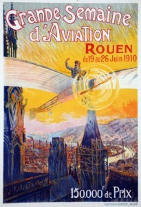 aviation poster 1910