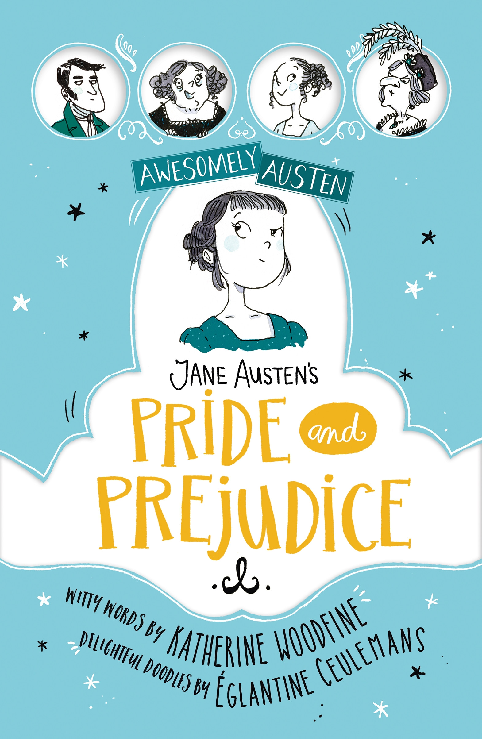 Pride & Prejudice cover