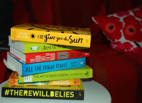 bookspile