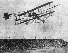 plane in 1910