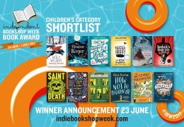 Two prize shortlists!