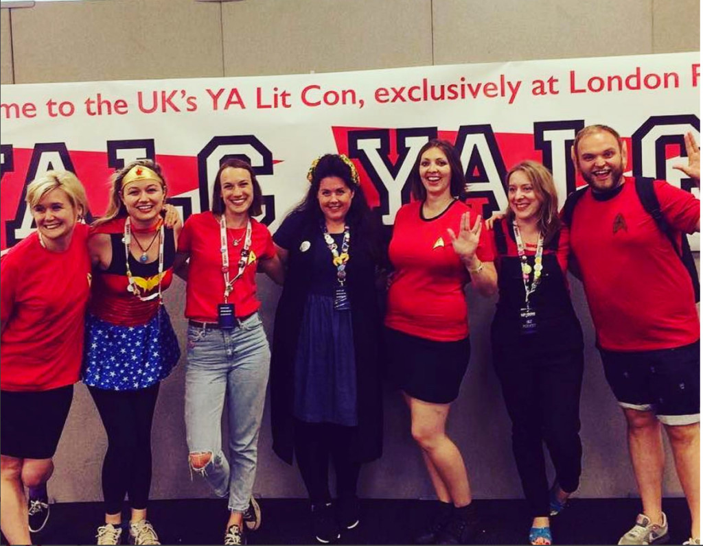 YALC Working Group 2016